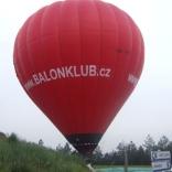 Balloon s/n 495