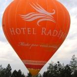 Balloon s/n 519