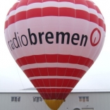 Balloon s/n 540