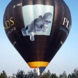 Balloon s/n 587
