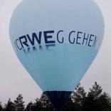 Balloon s/n 695
