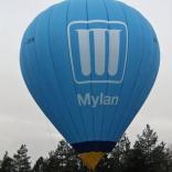 Balloon s/n 736