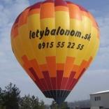 Balloon s/n 741