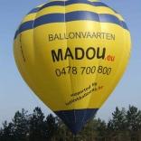 Balloon s/n 828