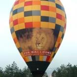 Balloon s/n 830