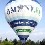 Balloon s/n 857