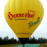 Balloon s/n 876