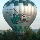 Balloon s/n 1018