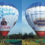 Balloon s/n 1072