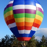 Balloon s/n 1166
