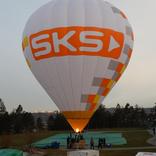 Balloon s/n 1217