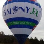 Balloon s/n 1408