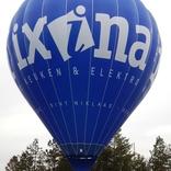 Balloon s/n 1453
