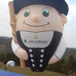 Balloon s/n 1538