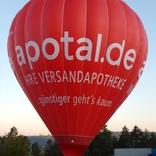 Balloon s/n 1601