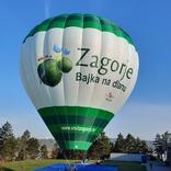 Balloon s/n 1721