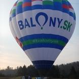 Balloon s/n 1764