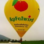 Balloon s/n 173