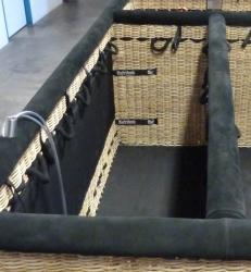Wall padding standard