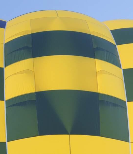 Rotation vents