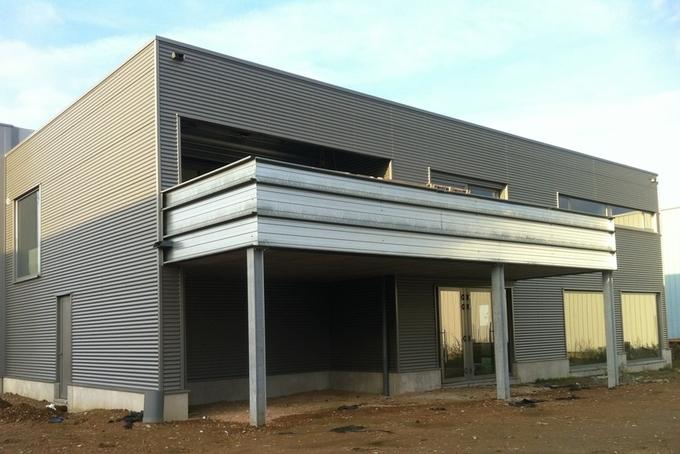 New service facility in Belgium!