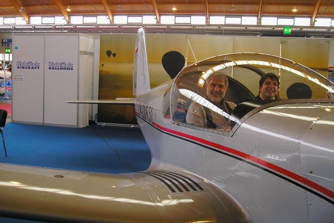 Kubicek Aircraft company presents: M-2 Scout