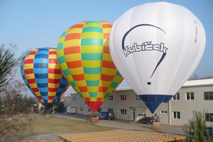 E type balloons of Kubicek brand are coming!