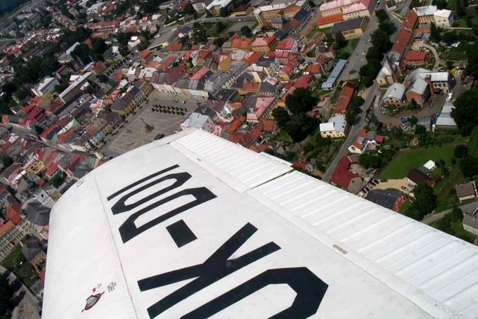 1st Kubíček's Air show