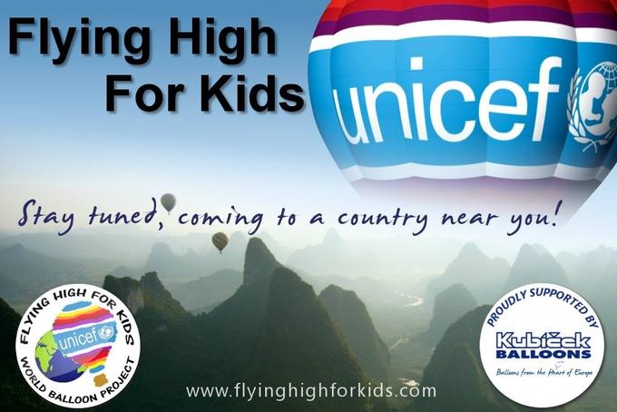 Flying High for Kids