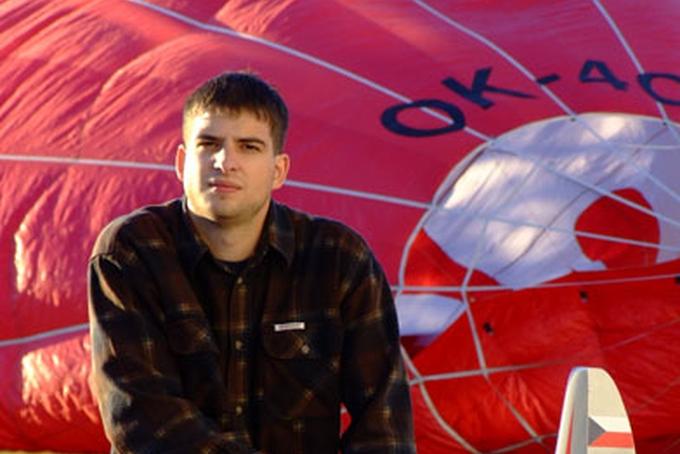 Petr Kubíček became Czech head of the year 2006
