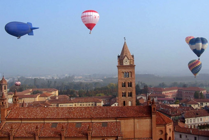 1st Truffle Cup Balloon Meet in Italy