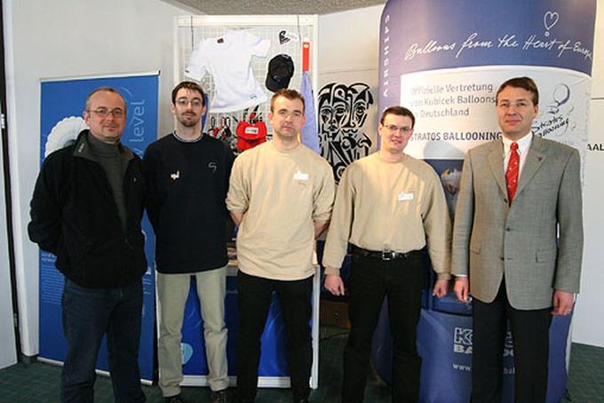 German Federation Meeting 2005, Gladenbach