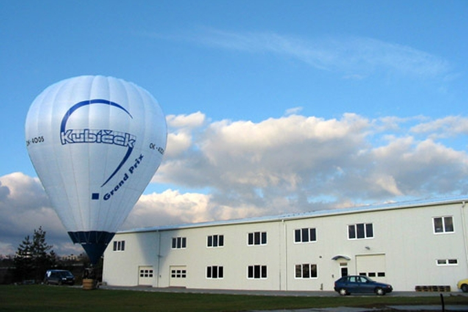 Kubicek Balloons Factory has moved!