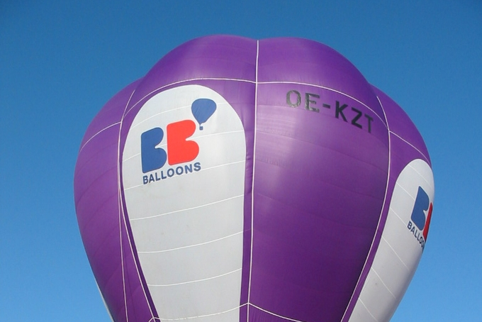 Kubicek Balloon on South Pole