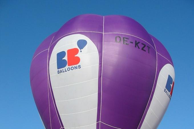 Kubicek Balloon on South Pole