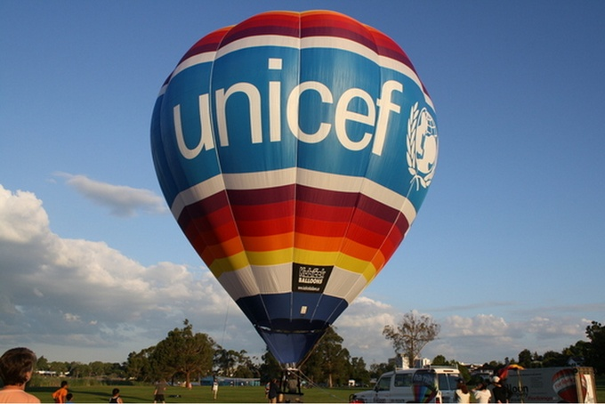 The UNICEF Project launch