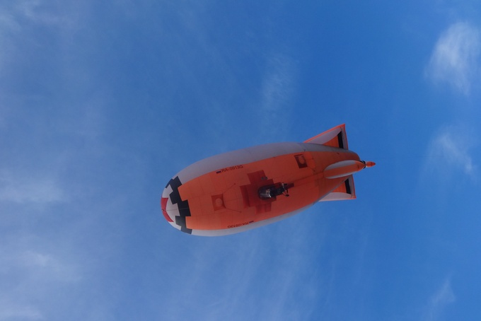Airship training