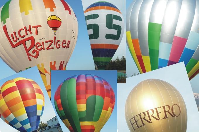 New balloons