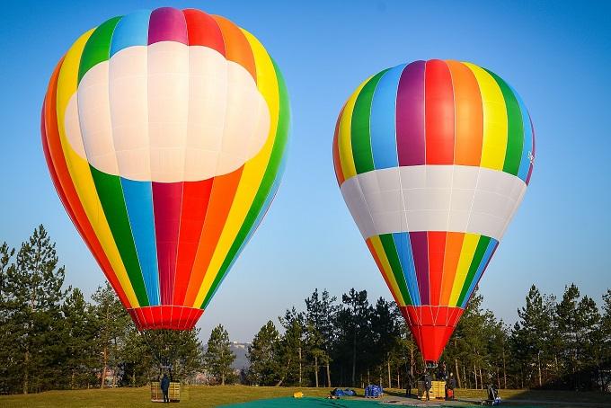 Balloon Expedition Fleet