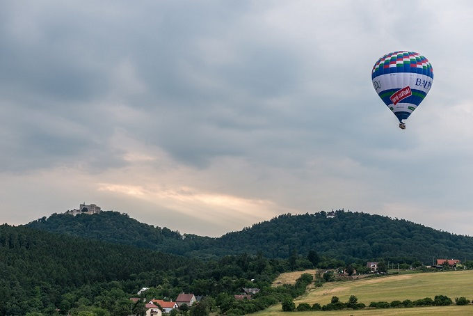 The Biggest Balloon in the Central Europe