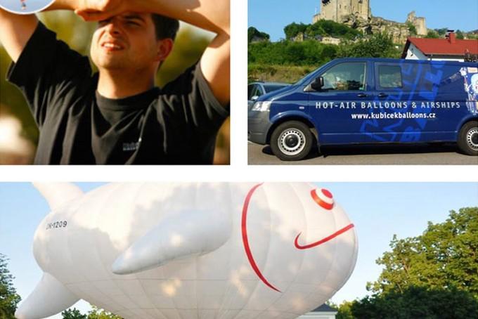 Kubicek at Lorraine Mondial Air Balloons