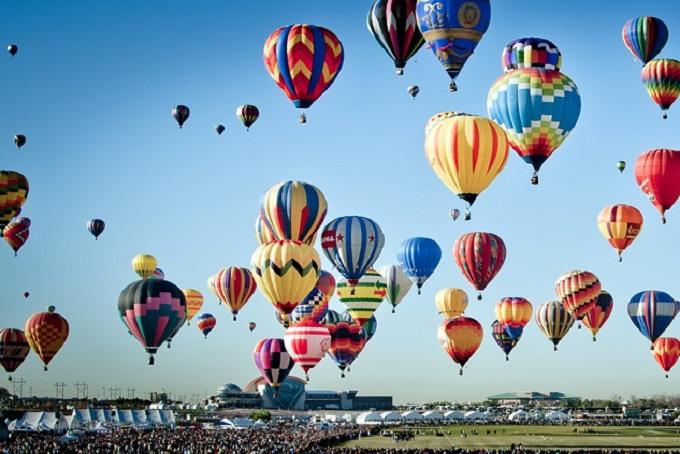 Saga International Balloon Fiesta 2015