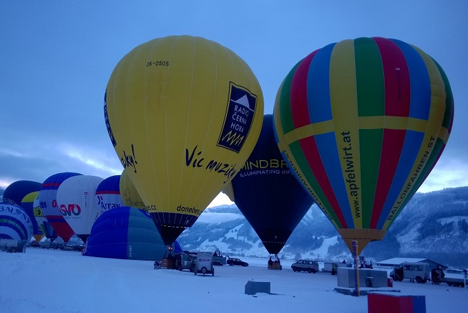 Winter Alps 2016