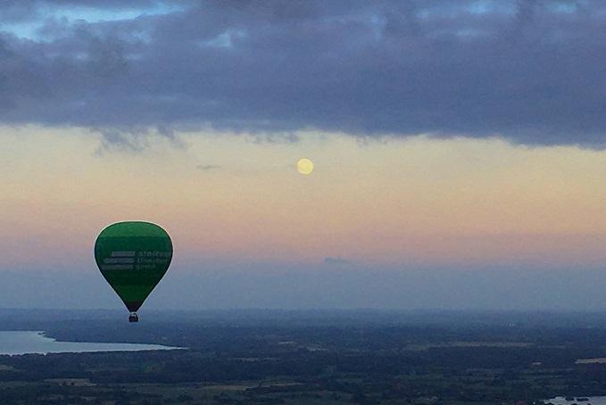 Kiel Balloon Fiesta 2016