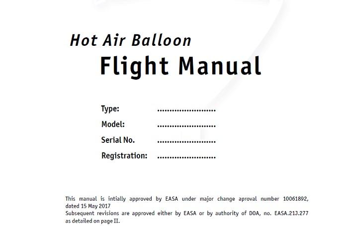 New manuals