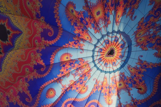Hit of This Year´s Albuquerque: Fractal from Kubicek