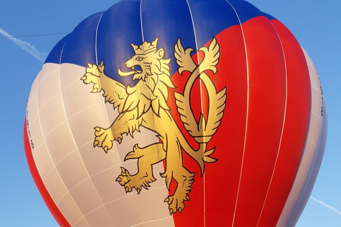 BB26Z for 100th Anniversary of Czech National Independence