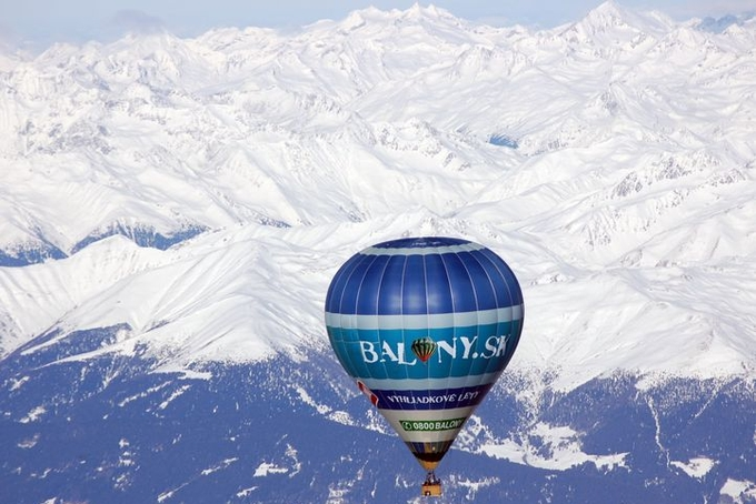Success in Transalpine flights this Winter