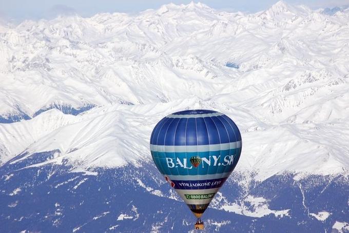 Success in Transalpine flights this Winter