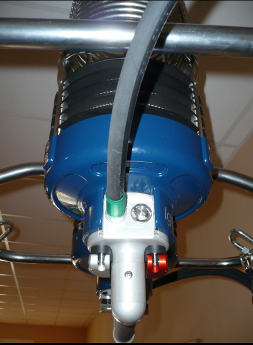 One-hose system